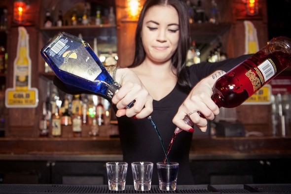 dating male bartenders She's the perfect woman: a little bit sassy, a little bit sweet and best of all, she brings you alcohol it's hard to resist your sexy local bartender ah, but you just might have to.